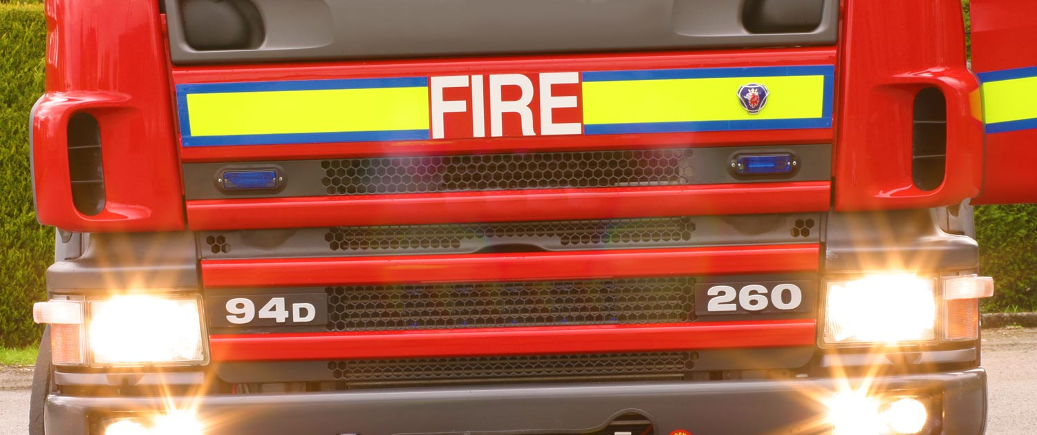 Driver and Safety Training Fire Services Driver Training ESDS
